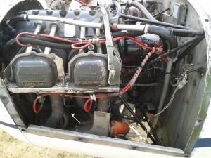 Cessna motor