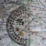 Szögmérés - Milyen irányban halad majd a repülő