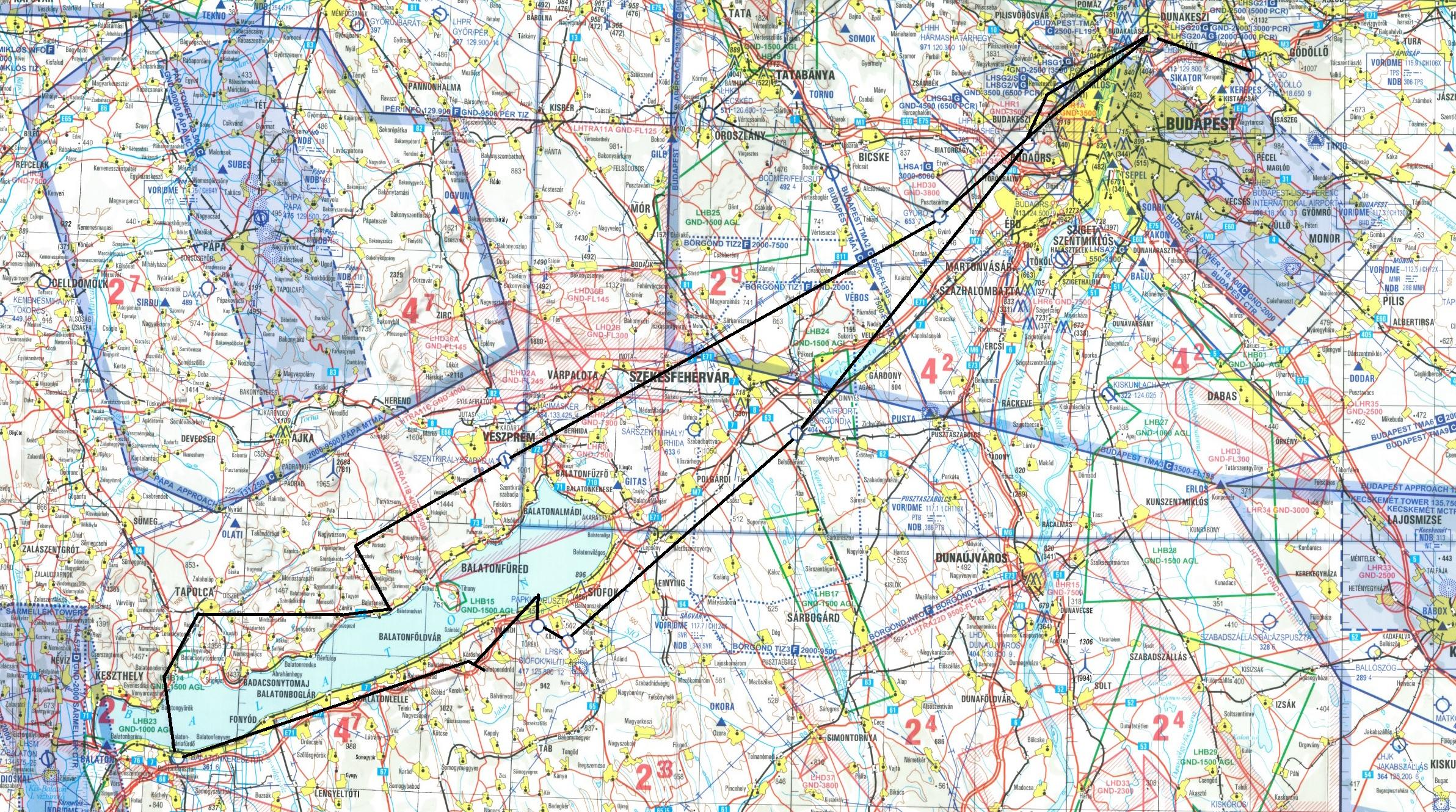 repülő térkép november | 2013 | Repülés repülő térkép